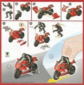 Montage Ducati